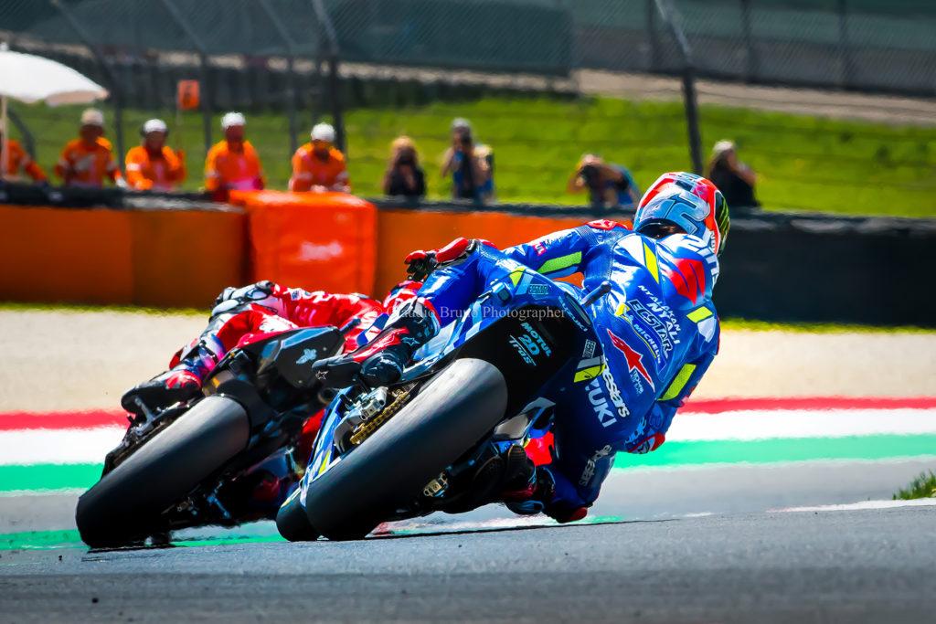 MotoGP Suzuki Ducati