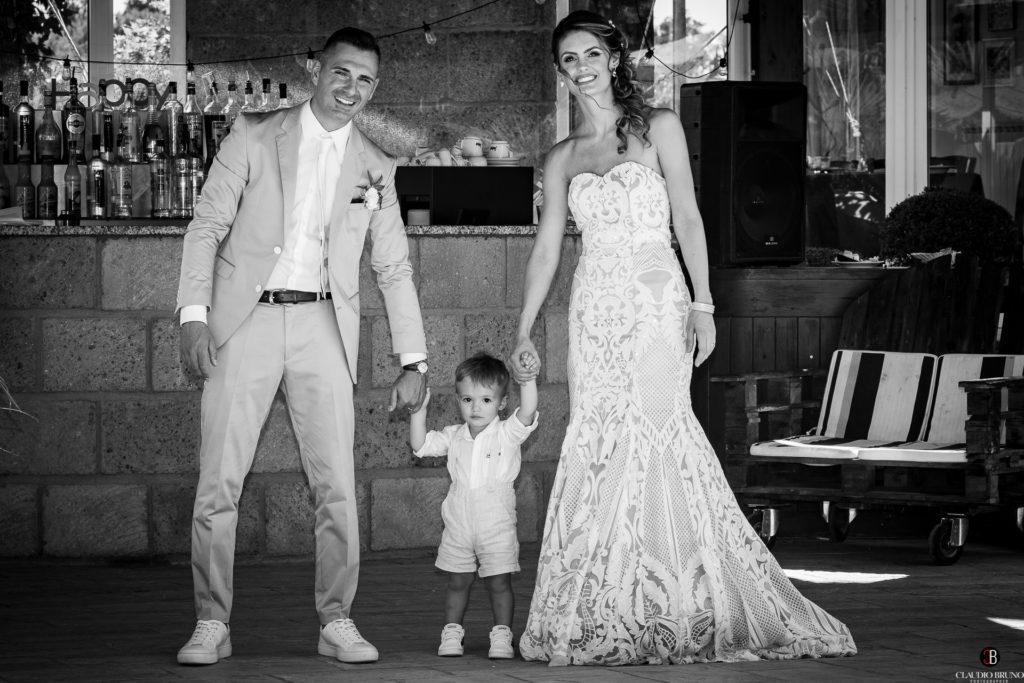 Newlyweds family