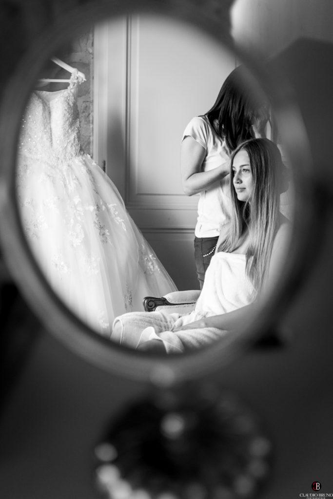 Sposa riflessa